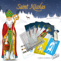 Coffret Saint Nicolas tradition